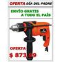 Taladro Percutor Dowen Paggio 13 Mm 600w Reversible V/variab