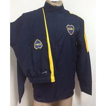 Conjunto 2016 Boca Juniors Revolution Woven Talle Small