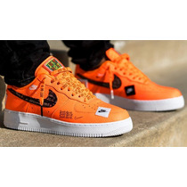 Nike Air Force 1 Just Do It Premium Low Blancas Vuelta Town