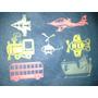 Transportes-peces-ranas Estrellas Fluorescentes