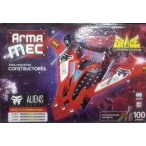 Armamec Aliens Force Battlecruiser 100pzas Tipo Mecano