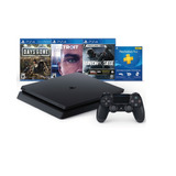 Consola Ps4 1tb Hits Bundle Days Gone + Detroit + Rainbow