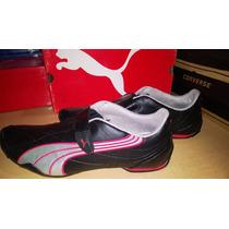 Zapatillas Puma Jiyu De Cuero
