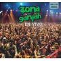 Zona Ganjah - En Vivo Dvd + 2 Cd