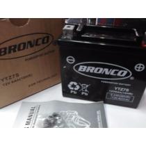Bateria Bronco Agm Gel Ytz7s Cuatriciclos Yamaha Y Mas