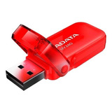 Pendrive Adata Uv240 16gb Rojo
