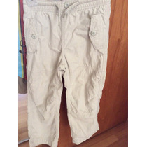 Pantalón Gap De Niños Con Cintura Elastizada