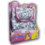 Disney Princesas City Bag Bolso Urbano Para Pintar Original