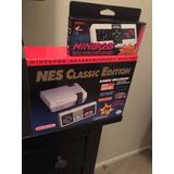 Nintendo Nes Classic Edition (mini Nes)+control Wireless