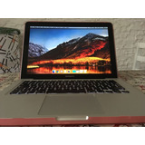 Macbook Pro 13 I5 500 Hdd 4 Gb Ram Mid 2012