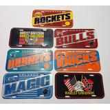 Pantentes Decorativas Usa Nba Harley Davidson Pvc Bulls