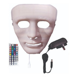 Máscara Led Facial 20 Colores Oferta. Digilan.