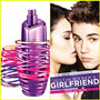 Perfume Justin Bieber Girlfriend 50ml- Nuevo, Original