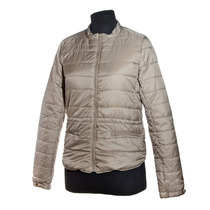 Xl Extra Large Campera Light 2 Color Taupe Camperas Mujer Xl
