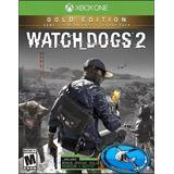 Watchdogs 2 Gold Ed. / Xbox One / Digital Offline