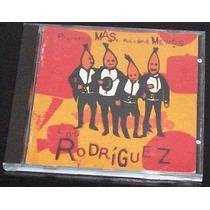 Los Rodriguez ( Andres Calamaro ) - Palabras Mas - Cd !