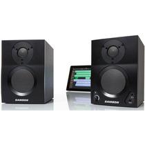 Samson Mbt3 Monitores Bluetooth Home Studio Celulares Play