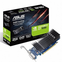 Placa De Video Asus Geforce Gt 1030 Silent 2gb Low Profile