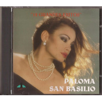 Paloma San Basilio Cd 12 Grandes Exitos Cd Importado