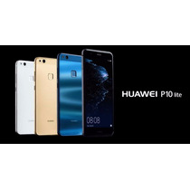 Huawei P10 Lite- 4g, 3gb De Ram 32gb 4g 13mp Libres, Nuevos