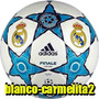 Pelota Adidas Champions League Real Madrid