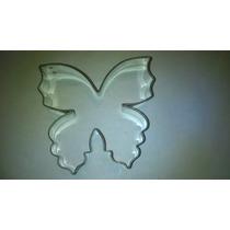 Cortante Molde Mariposa O Moño Flogus Porcelana Masa Galleta