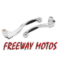 Juego Manijas Wirtz Honda Tornado/ Falcon En Freeway Motos