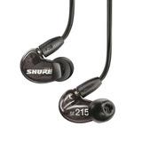 Shure Se215 Auricular Intraural In Ear + Estuche - Cuotas