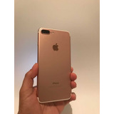Apple Iphone 7 Plus 32gb Libre Gold Dorado Como Nuevo