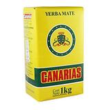 Yerba Canarias Uruguaya 1kg.en Caballito Y Envios! Hay Stock