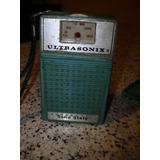 Radio De Mano Ultrasonix Solid State