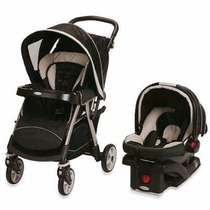 Coche Travel System Urbanlite Huevo+base Graco Trotyl Kids