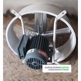 Extractores De Aire Industrial 40 Cm De Diametro