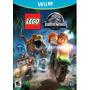 Lego Jurassic World Juego Nintendo Wii U Original Sellado