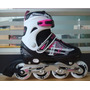Rollers Kids Ez Life Aluminio Extensible 32-38 Envio Gratis