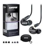Auricular Intraural Shure Se215-k Profesionales Auriculares