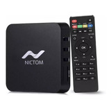 Android Tv Box Smart 4k 1gb Ram 8gb convertidor Smart Tv