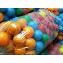 200 Pelotitas Plasticas P/ Peloteros Super Resistentes