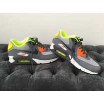 Zapatillas Nike Air Max 100% Originales Talle 36.5