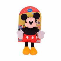 Títere Mickey De Peluche Disney Kinderland