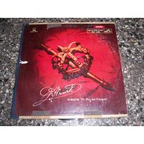 Album De Tres Disco De Vinilo De Juan D`arienzo,su Majestad