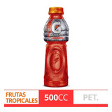 Gatorade Frutas Tropicales 500ml Pack X 6