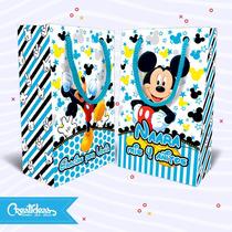 d0926d718 Minnie Rosa Disney Bolsitas Golosina Personalizadas Pack X30 en ...