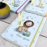 Cuaderno Control Pediatrico Recien Nacido Regalo Baby Shower