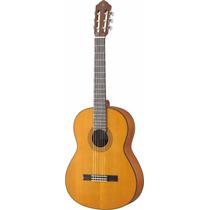 Guitarra Clasica Yamaha Cg122 Mc Tapa Cedro Dist. Oficial !