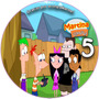Imégenes Phineas And Ferb Kit Imprimible Etiquetas Cumpleaño
