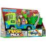 Trash Pack Junk Truck Camion De Basura Saltan Original