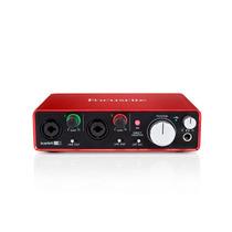 Interface Focusrite Scarlett 2i2 2nd Gen  Audiodeals