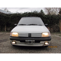 Peugeot 205 Xs Motor 1.4 Frances