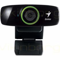 Webcam Genius Facecam 2020 2mp Megapixel Hd 720p Video Clip